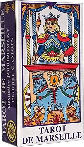 CAMOIN Tarot de Marsella Camoin-Jodorowsky