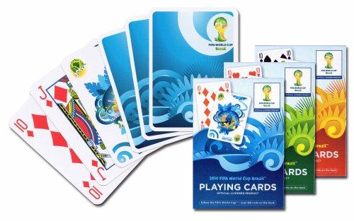 CARTAMUNDI Gra FIFA 14 PC Fuleco Karty PomaraĹczowe [KARTY]