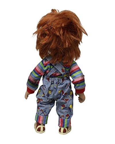 Chucky muñeca figura del asesino de 38 cm