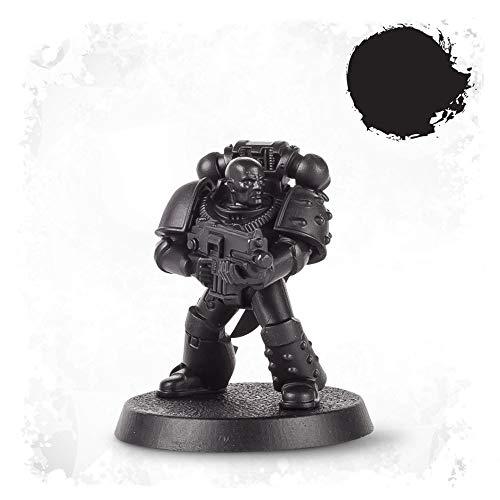 Citadel Bombe sous-couche . - Aérosol Chaos Black
