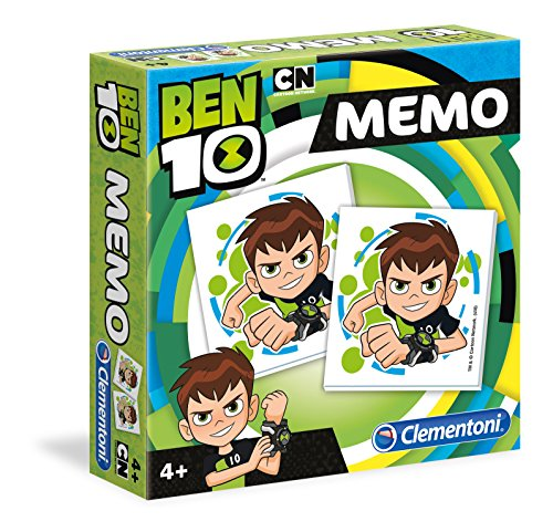 Clementoni 18019 - Memo Ben 10