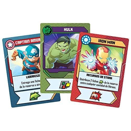 CMON Marvel United - Juego de Mesa (en español), MUN001ES