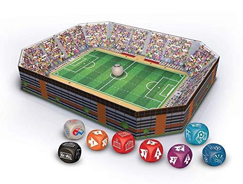 CreativaMente - Super Goal Pro-Juego en Caja, 531