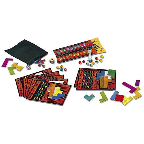 Devir- BGUBON Ubongo, juego de mesa, Multicolor , color/modelo surtido