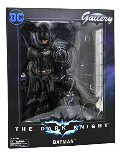 Diamond - Diorama de la colección DC Gallery de Daimond Select del Personaje Batman de la película Dark Knight Rises Comics, Multicolor, talla única (Diamond Select Toys SEP182333)