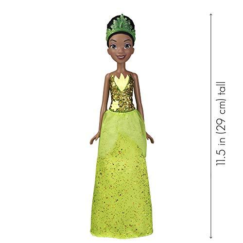 Disney Princess - Disney Princess Brillo Real Tiana (Hasbro E4162ES2) , color/modelo surtido