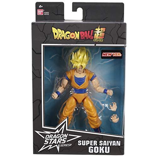 Dragon Ball Super - Figura de acción Deluxe (GOKU SUPER SAIYAN)