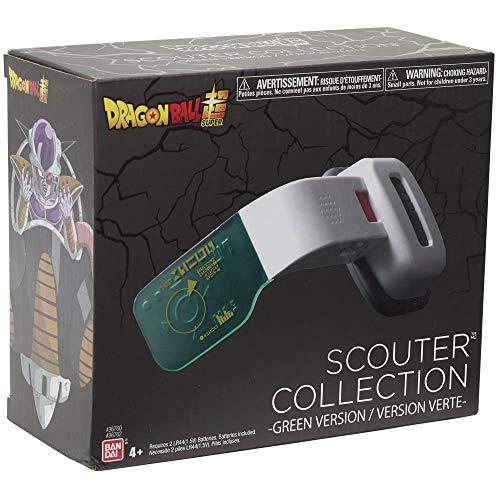 Dragon Ball Super -Scouter Deluxe (Verde)