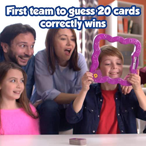 Drumond Park Face It | El Juego Familiar de Expresiones de adivinanzas, Juegos de Mesa para niños | Juegos de Fiesta adecuados para Adultos y niños de 8 9 10 11 12 años +