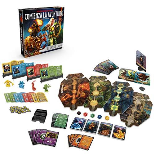 Dungeons & Dragons Comienza la Aventura, Color (E9418105)