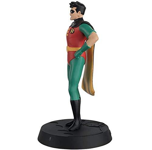 Eaglemoss Batman la Serie de Dibujos Animados DC Super Hero colección # 6: Robin polirresina - NO Magazine ***