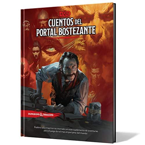 Edge Entertainement Dungeons & Dragons - Cuentos del Portal Bostezante