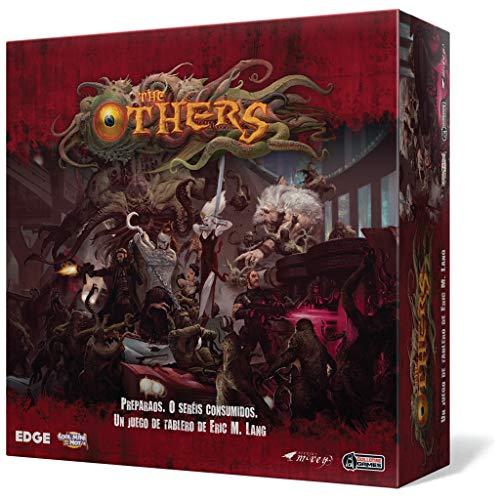 Edge Entertainment The Others - Juego de Tablero EDGSSN01