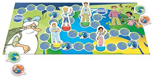 Educa - Érase Una Vez…Nuestra Tierra Juego de Mesa Educativo, Multicolor (18858)
