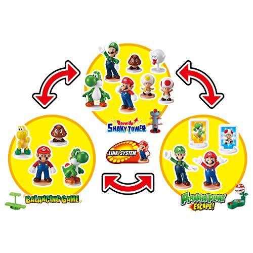 EPOCH GAMES - 07356 - Super Mario Blow UP! Shaky Tower (EPI)