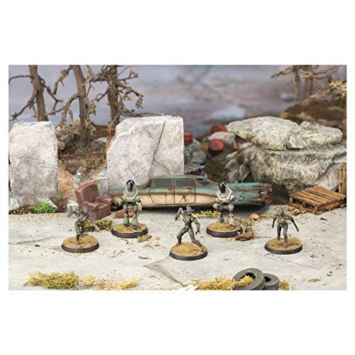 Fallout: Wasteland Warfare - Assaultrons & Protectrons (Fallout Minis)