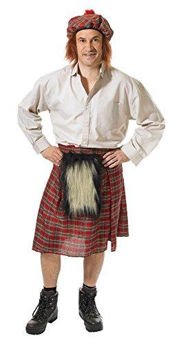 Fancy Dress Costumes   Scots Kilt & Hat (disfraz)