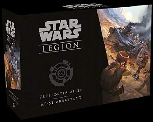 Fantasy Flight Games- SW: Legion – Destructor AT-ST. (FFGD4630)