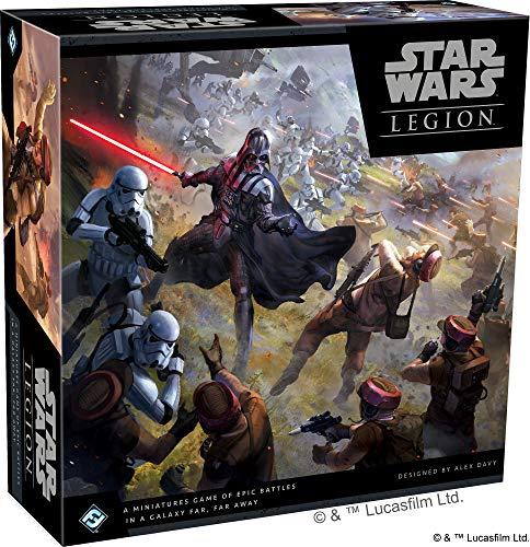 Fantasy Flight Games SWL01 FFGSWL01 Star Wars Juego Legión.
