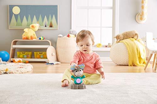 Fisher-price alce linkimals, juguete interactivo bebés +9 meses (mattel gjb23).