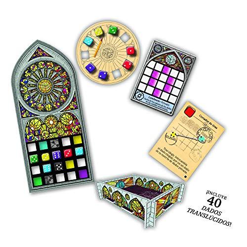 Floodgate- Sagrada 5-6 Jugadores (BGSAG56SP)