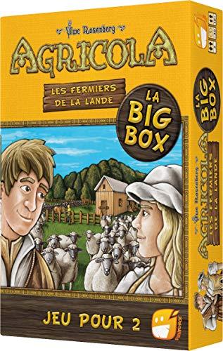 Funforge- Agricola Big Box-2 Jugadores, FUFAGRBBFR