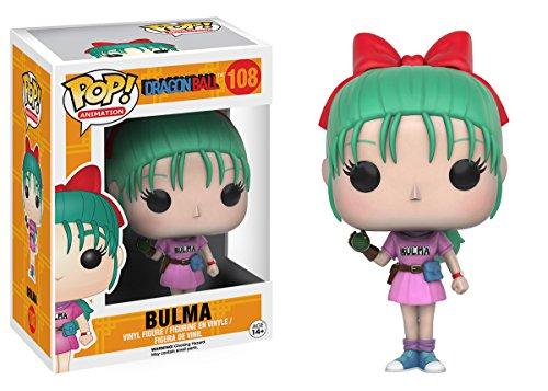 Funko Dragonball Z Bulma Figura de Vinilo, Estándar (7426)
