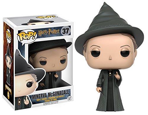 Funko Minerva McGonagall Figura de Vinilo, colección de Pop, seria Harry Potter, Talla única (10989)
