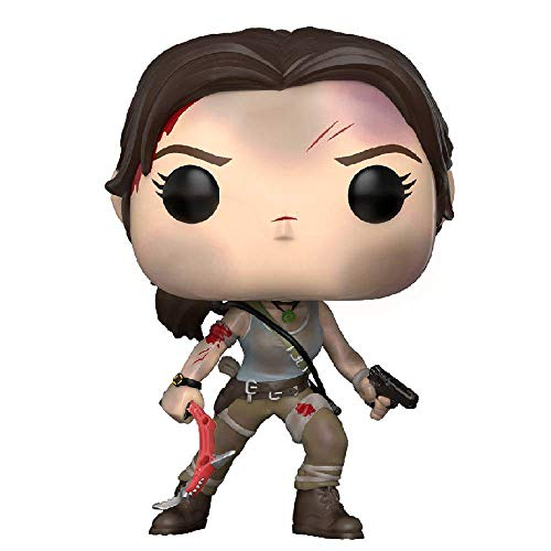 Funko Pop!- Tomb Raider Figura de Vinilo (29007)