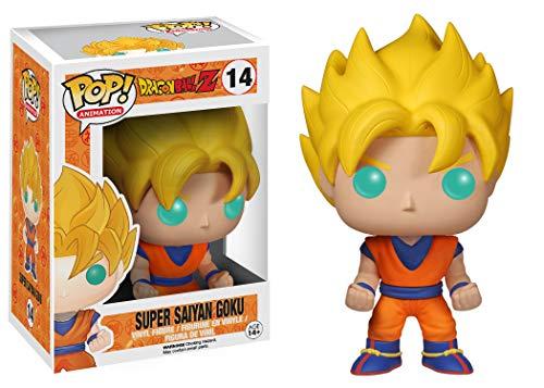 Funko - Pop! Vinilo Colección Dragonball Z - Figura Goku Super Saiyan (3807)