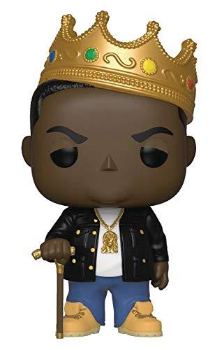 Funko - Rocks: Notorious B.I.G. Crown The Pop, Multicolor, estándar, 31550