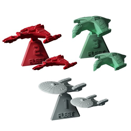Gale Force Nine GF9ST001 Star Trek: Ascendancy - Juego de Mesa