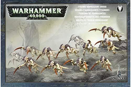 GAMES WORKSHOP Figura de acción de Warhammer 40K Tyranid Hormagaunt Brood 2010