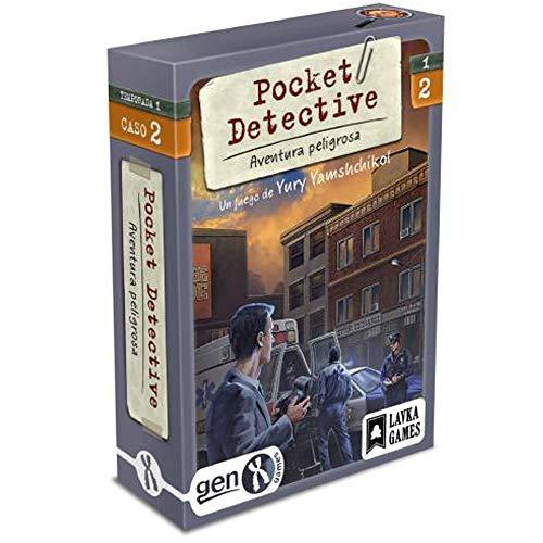 Gen x games Pocket Detective - Temporada 1 - Caso 2