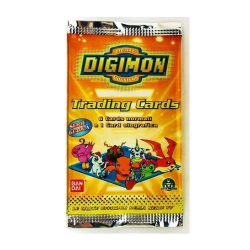GIOCHI PREZIOSI Digimon Trading Tarjetas Amarillas 03902 Juegos y Juguetes