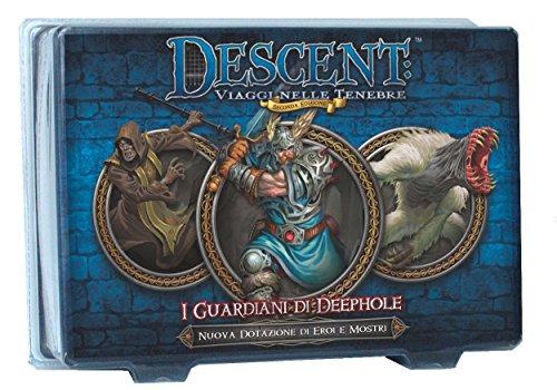 Giochi Uniti GU365 – Descent Segunda edición: Los Guardianes de Deephall