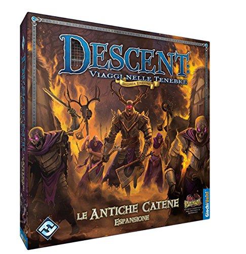 Giochi Uniti gu559 – Descenso en Runebound Segunda Edición – Las Cadenas Antiguas