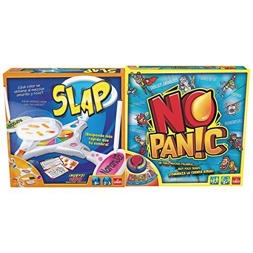 Goliath Pack Slap + No Panic