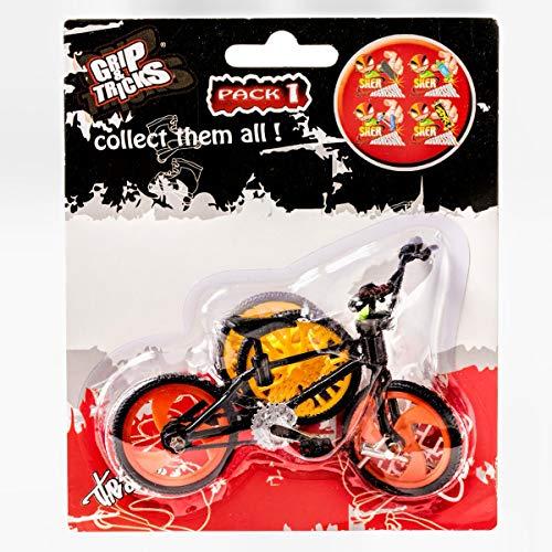 Grip & Tricks - Finger BMX Freestyle - Mini Bici Freestyle Pack1