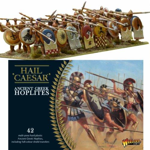 Hail Caesar 28mm Ancient Greek Hoplites