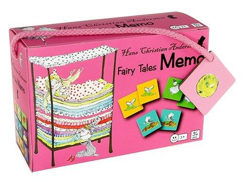 Hans Christian Andersen Memo Game La Princesa y el Guisante (Barbo Toys 6126)
