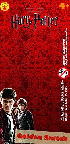 Harry Potter¿ Golden Snitch¿ (accesorio de disfraz)