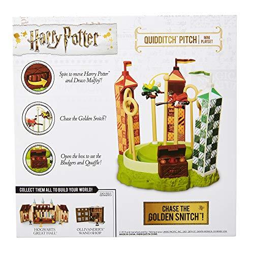 Harry Potter Juegos de Juegos - Quidditch Arena