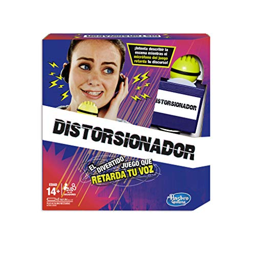 Hasbro Gaming - Distorsionador (Hasbro E1844105)