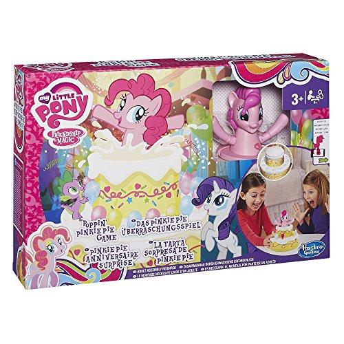 Hasbro Gaming - La Tarta Sorpresa de Pinkie Pie, Juego de Mesa (B2222EU4)