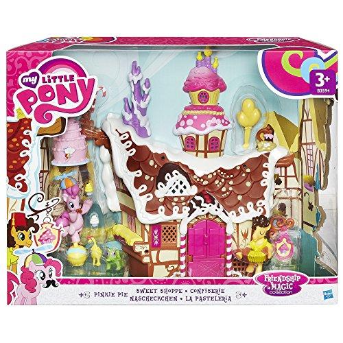 Hasbro - Kit My Little Pony, La Pastelería (B3594EU4)