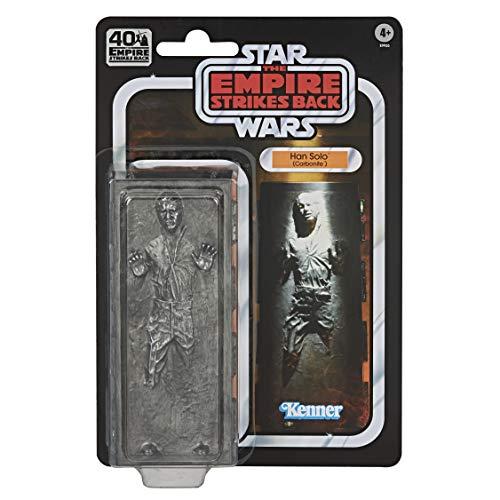 Hasbro Star Wars - Figura Han Solo Carbonite de Black Series E99265L0