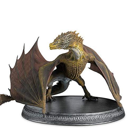 HBO Figura de Resina Juego de Tronos. Game of Thrones Collection Viserion 8x16 cms