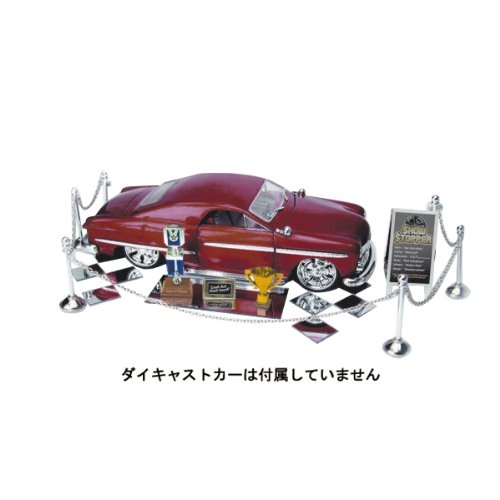 Hobby Gear 1:24 Car Show Set 18410 (japan import)