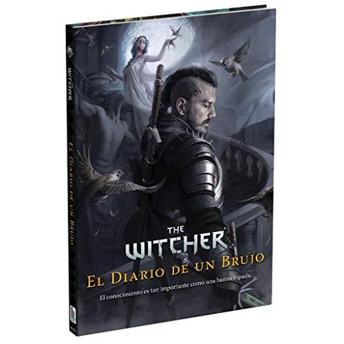 Holocubierta Diario de un Brujo - Juego de rol Español (HOLWIT03)